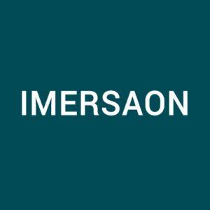 Logo do site imersaon.com.br